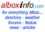 Albox Info for everything Albox